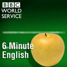 BBC Six Minute English Podcast Image
