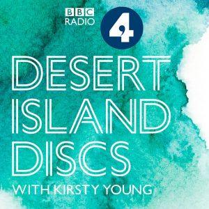 Desert Island Discs Podcast Logo