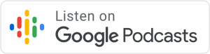 The Google podcasts icon
