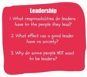 IELTS Speaking Part 3 questions - leadership