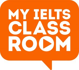 The My IELTS Classroom logo - IELTS help