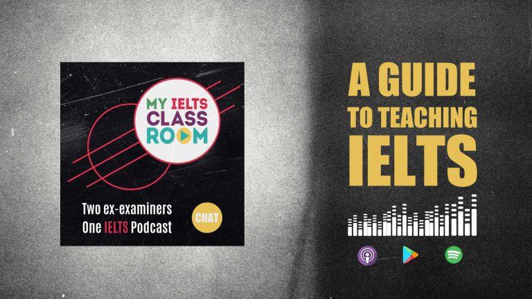How to teach IELTS